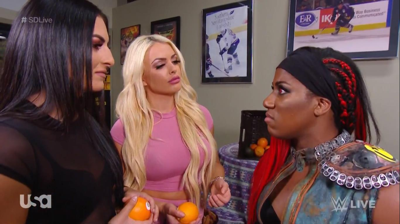 WWE Smackdown Live Results – July 9, 2019
