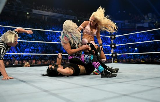 WWE Friday Night Smackdown Results – November 8, 2019