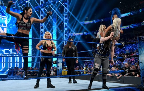 WWE Friday Night Smackdown Results – November 15, 2019
