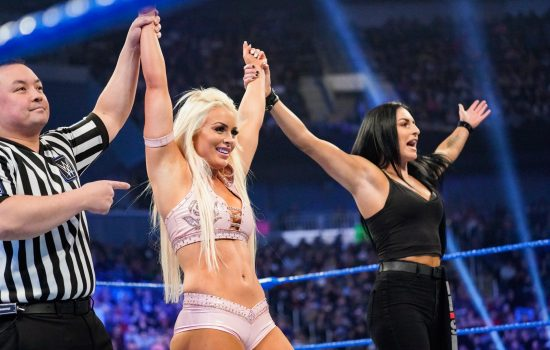 WWE Friday Night Smackdown Results – January 10, 2020