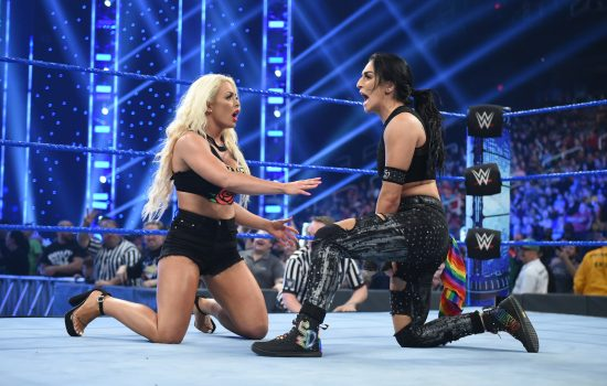 WWE Friday Night SmackDown Results – January 17, 2020