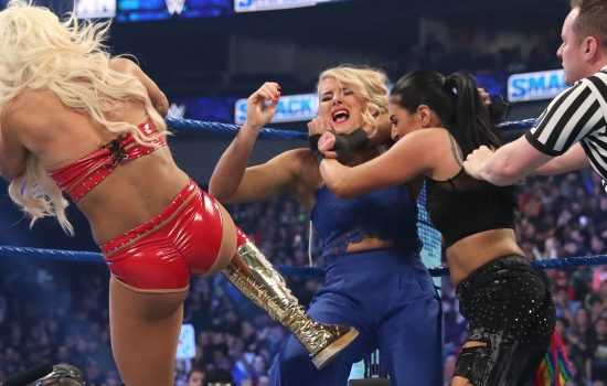 WWE Friday Night Smackdown Results – January 24, 2020