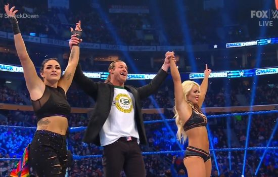 WWE Friday Night SmackDown Results – March 6, 2020