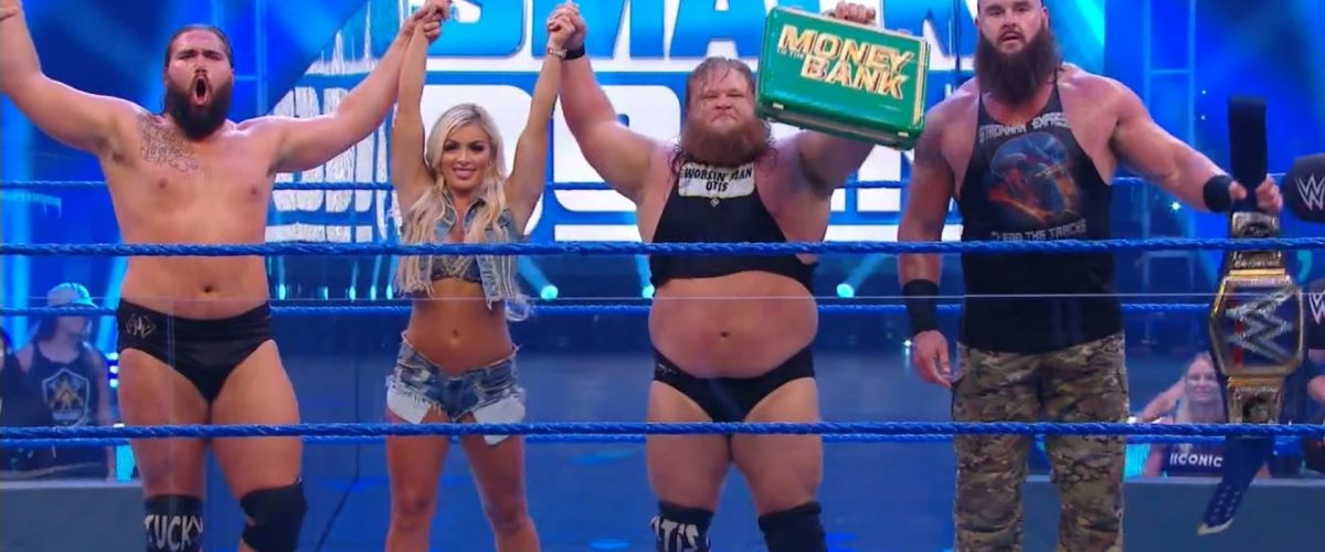 WWE Friday Night SmackDown Results – June 12, 2020